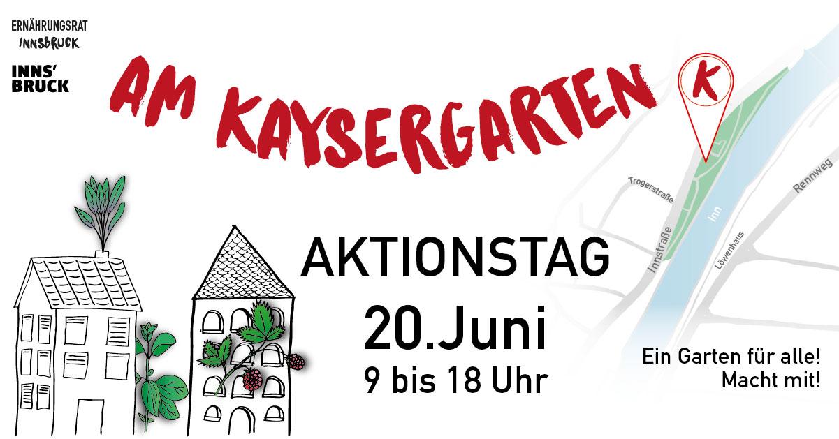 Am Kaysergarten-Veranstaltung